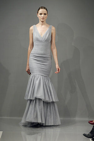 Bridesmaids Dresses, Fashion, gray, City Weddings, Modern Weddings