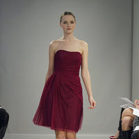 Bridesmaids Dresses, Fashion, red