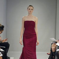 Bridesmaids Dresses, Fashion, red, City Weddings, Classic Weddings