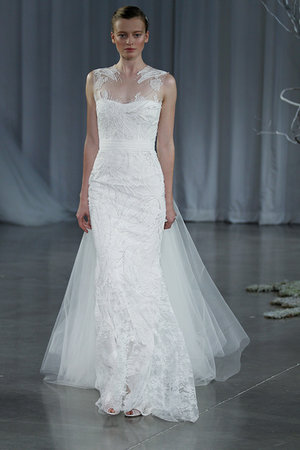 Wedding Dresses, Illusion Neckline Wedding Dresses, Mermaid Wedding Dresses, Hollywood Glam Wedding Dresses, Fashion, Monique lhuillier