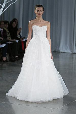Wedding Dresses, Sweetheart Wedding Dresses, A-line Wedding Dresses, Romantic Wedding Dresses, Fashion, Monique lhuillier