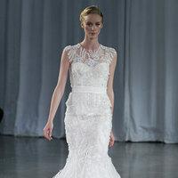 Wedding Dresses, Illusion Neckline Wedding Dresses, Mermaid Wedding Dresses, Hollywood Glam Wedding Dresses, Fashion, Glam Weddings, Monique lhuillier