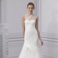 Wedding Dresses, One-Shoulder Wedding Dresses, Mermaid Wedding Dresses, Beach Wedding Dresses, Fashion, Beach Weddings, Modern Weddings, Monique lhuillier
