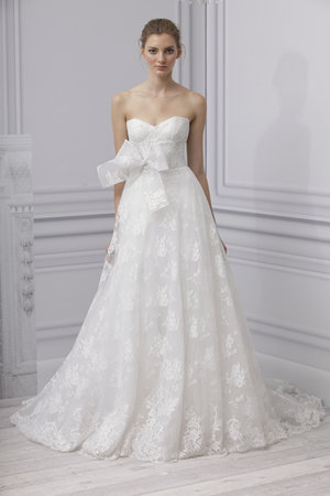 Wedding Dresses, Sweetheart Wedding Dresses, Lace Wedding Dresses, Romantic Wedding Dresses, Fashion, Classic Weddings, Garden Weddings, Strapless Wedding Dresses, Monique lhuillier