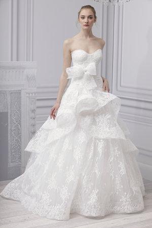 Wedding Dresses, Sweetheart Wedding Dresses, A-line Wedding Dresses, Romantic Wedding Dresses, Fashion, Modern Weddings, Monique lhuillier