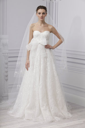 Wedding Dresses, Sweetheart Wedding Dresses, A-line Wedding Dresses, Fashion, Spring Weddings, Monique lhuillier