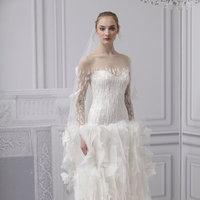 Wedding Dresses, Illusion Neckline Wedding Dresses, Hollywood Glam Wedding Dresses, Fashion, City Weddings, Glam Weddings, Modern Weddings, Monique lhuillier