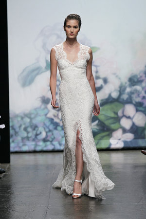 Lace Wedding Dresses, Fashion, Monique lhuillier