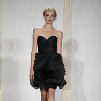 Bridesmaids Dresses, Fashion, black, Lazaro