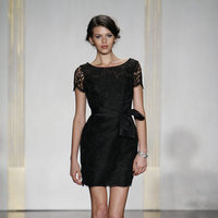 Bridesmaids Dresses, Fashion, black, Lazaro