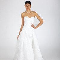 Wedding Dresses, A-line Wedding Dresses, Romantic Wedding Dresses, Oscar de la renta