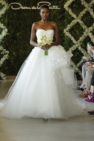Wedding Dresses, Sweetheart Wedding Dresses, Ball Gown Wedding Dresses, Fashion, Oscar de la renta