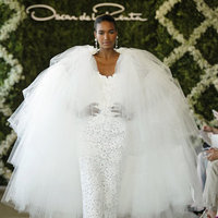 Wedding Dresses, Ruffled Wedding Dresses, Lace Wedding Dresses, Fashion, Modern Weddings, Oscar de la renta