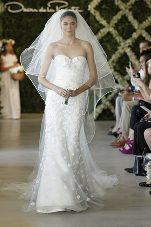 Wedding Dresses, Sweetheart Wedding Dresses, Fashion, Garden Weddings, Oscar de la renta