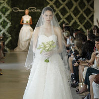 Wedding Dresses, Sweetheart Wedding Dresses, A-line Wedding Dresses, Fashion, Garden Weddings, Oscar de la renta