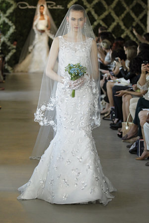 Wedding Dresses, Illusion Neckline Wedding Dresses, Mermaid Wedding Dresses, Lace Wedding Dresses, Vintage Wedding Dresses, Fashion, Oscar de la renta