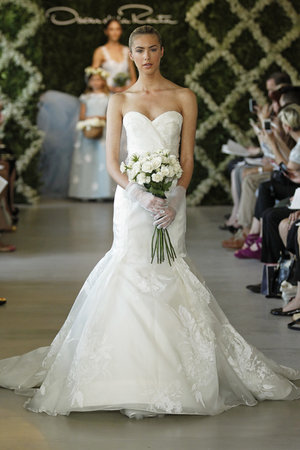 Wedding Dresses, Sweetheart Wedding Dresses, Mermaid Wedding Dresses, Fashion, Oscar de la renta