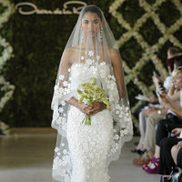 Wedding Dresses, Mermaid Wedding Dresses, Lace Wedding Dresses, Romantic Wedding Dresses, Fashion, Garden Weddings, Oscar de la renta