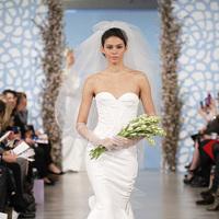 Wedding Dresses, Sweetheart Wedding Dresses, Mermaid Wedding Dresses, Hollywood Glam Wedding Dresses, Fashion, white, Glam Weddings, Oscar de la renta