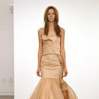 Wedding Dresses, Mermaid Wedding Dresses, Fashion, gold, Glam Weddings, Modern Weddings, Vera wang