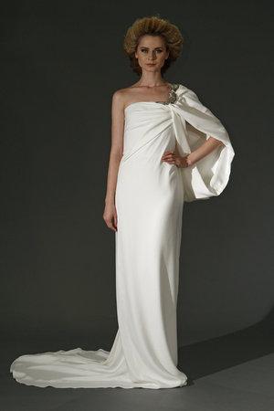 Wedding Dresses, One-Shoulder Wedding Dresses, Hollywood Glam Wedding Dresses, Fashion, Glam Weddings, Modern Weddings, Douglas hannant