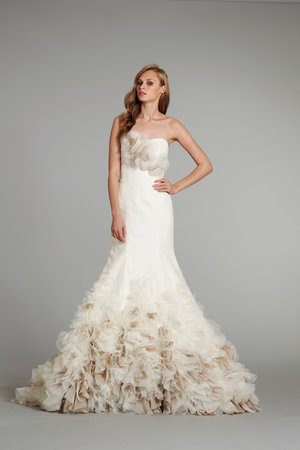 Wedding Dresses, Mermaid Wedding Dresses, Ruffled Wedding Dresses, Fashion