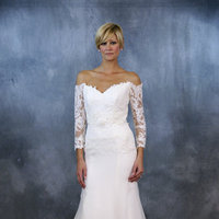 Wedding Dresses, A-line Wedding Dresses, Lace Wedding Dresses, Fashion, sleeved wedding dresses