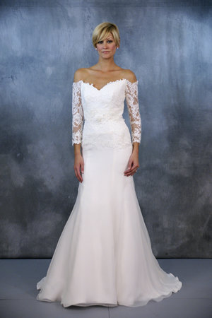 Wedding Dresses, A-line Wedding Dresses, Lace Wedding Dresses, Fashion, sleeved wedding dresses