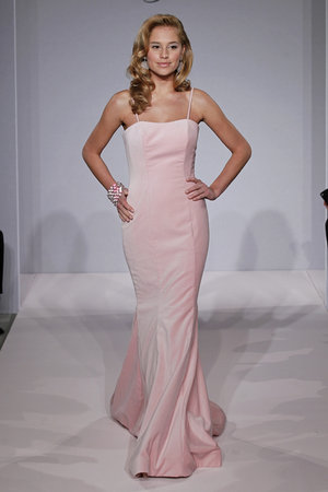 Wedding Dresses, Mermaid Wedding Dresses, Fashion, Pink Wedding Dresses