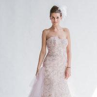 Wedding Dresses, A-line Wedding Dresses, Fashion, Pink Wedding Dresses