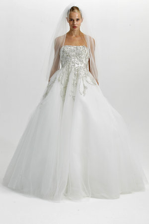 Wedding Dresses, Ball Gown Wedding Dresses, Fashion, Marchesa