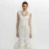 Wedding Dresses, Mermaid Wedding Dresses, Fashion, Marchesa