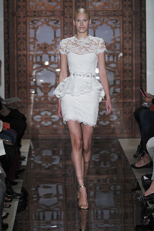 Wedding Dresses, Lace Wedding Dresses, Fashion, Wedding Dresses with Sleeves, Short Wedding Dresses