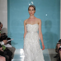 Wedding Dresses, Romantic Wedding Dresses, Fashion, Strapless Wedding Dresses, Reem acra