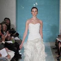 Wedding Dresses, Sweetheart Wedding Dresses, Ruffled Wedding Dresses, Hollywood Glam Wedding Dresses, Fashion, Glam Weddings, Modern Weddings, Reem acra