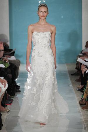 Wedding Dresses, Lace Wedding Dresses, Romantic Wedding Dresses, Fashion, Strapless Wedding Dresses, Reem acra
