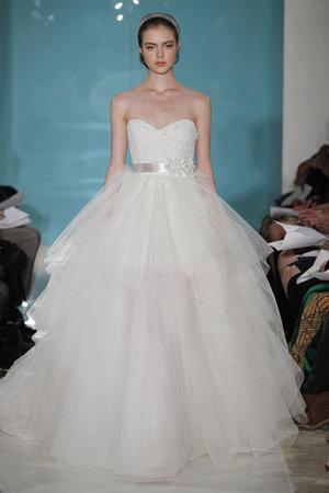 Wedding Dresses, Sweetheart Wedding Dresses, Ball Gown Wedding Dresses, Ruffled Wedding Dresses, Romantic Wedding Dresses, Traditional Wedding Dresses, Fashion, Classic Weddings, Reem acra