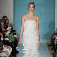 Wedding Dresses, Fashion, Spring Weddings, Garden Weddings, Strapless Wedding Dresses, Reem acra