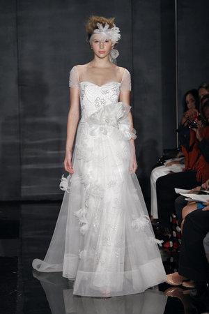 Wedding Dresses, A-line Wedding Dresses, Fashion, Reem acra
