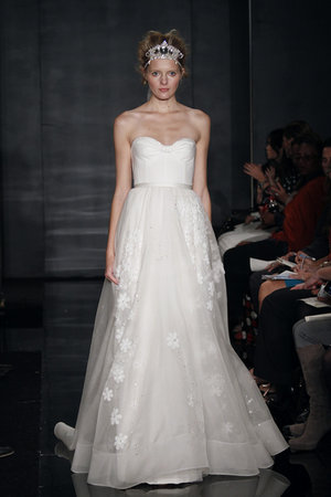Wedding Dresses, A-line Wedding Dresses, Fashion, Reem acra