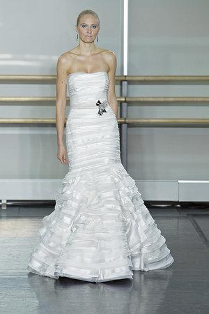 Wedding Dresses, Mermaid Wedding Dresses, Ruffled Wedding Dresses, Hollywood Glam Wedding Dresses, Fashion, Glam Weddings, Rivini