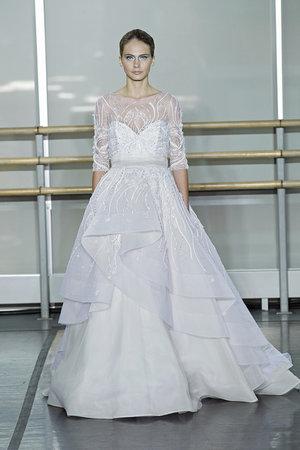Wedding Dresses, Illusion Neckline Wedding Dresses, Ball Gown Wedding Dresses, Fashion, Glam Weddings, Rivini
