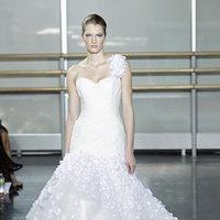 Wedding Dresses, One-Shoulder Wedding Dresses, Fashion, Garden Weddings, Rivini, One