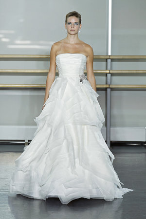 Wedding Dresses, Ruffled Wedding Dresses, Fashion, Rivini