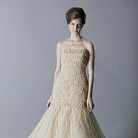 Wedding Dresses, Mermaid Wedding Dresses, Fashion, gold, Fall Weddings, Modern Weddings, Rivini