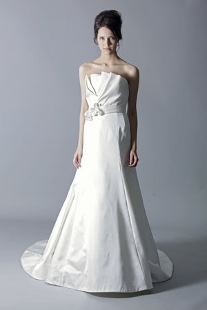 Wedding Dresses, Fashion, Modern Weddings, Strapless Wedding Dresses, Rivini