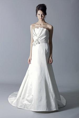 Wedding Dresses, Fashion, Modern Weddings, Strapless Wedding Dresses, Rivini