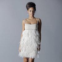 Wedding Dresses, Hollywood Glam Wedding Dresses, Fashion, Glam Weddings, Modern Weddings, Rivini, Short Wedding Dresses