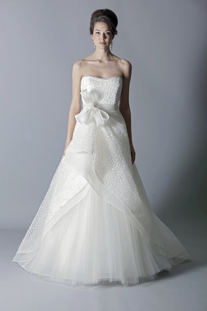Wedding Dresses, A-line Wedding Dresses, Fashion, Strapless Wedding Dresses, Rivini