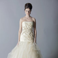Wedding Dresses, Fashion, Fall Weddings, Modern Weddings, Strapless Wedding Dresses, Rivini